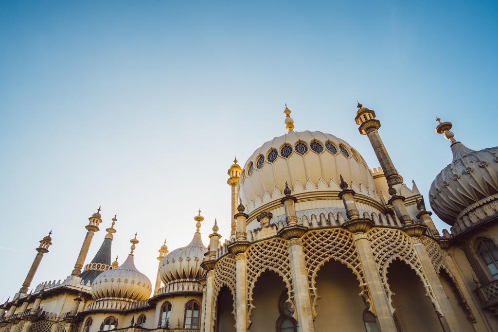 Brighton | Royal Pavilion, exotisch, orientalisch, Brighton, England