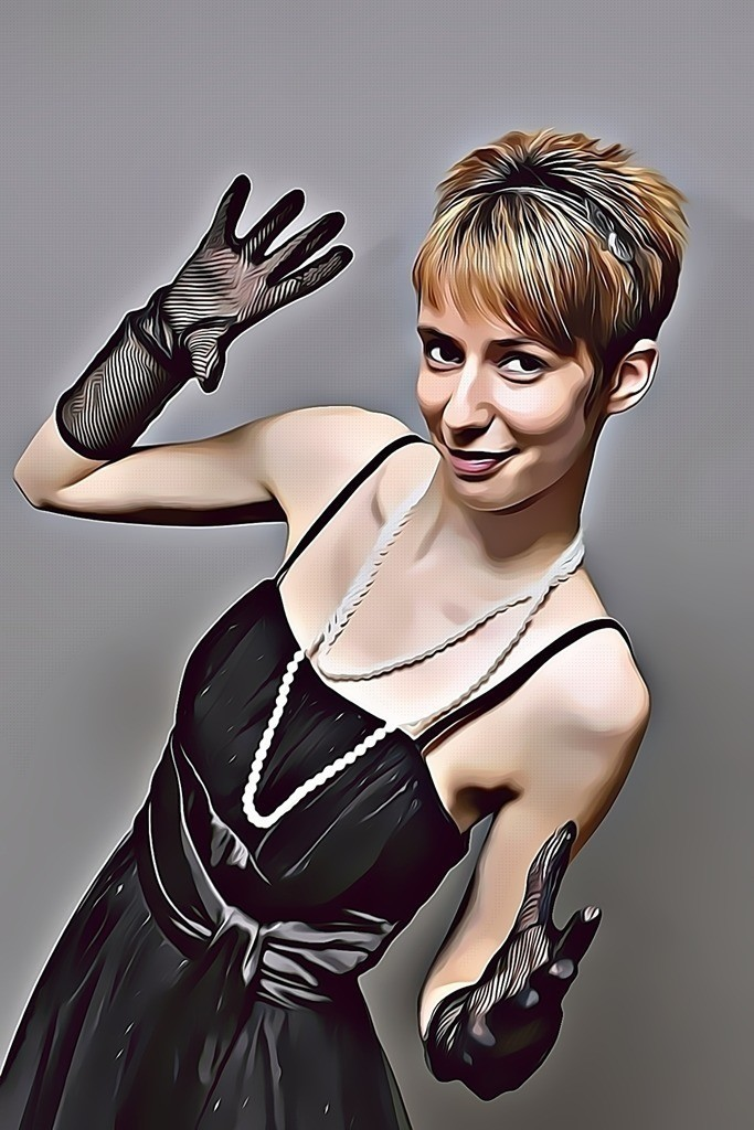 Handschuh Lady Bild 055