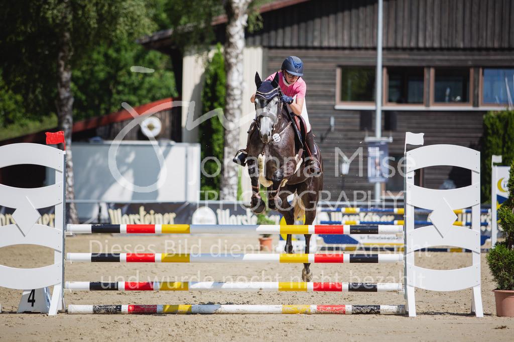 200819_Delbrück_Sprpf-A_2_1-260 | Delbrück Masters 2020 Springpferdeprüfung Kl. A** 4-6jährige Pferde