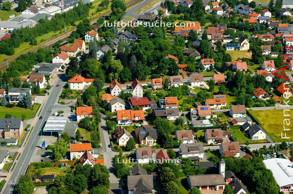 luftaufnahme-stockheim-2008-632 | Luftbild von  Stockheim - Luftaufnahme wurde 2008 von https://frankenair.de mittels Flugzeug (keine Drohne) erstellt - die Geschenkidee
