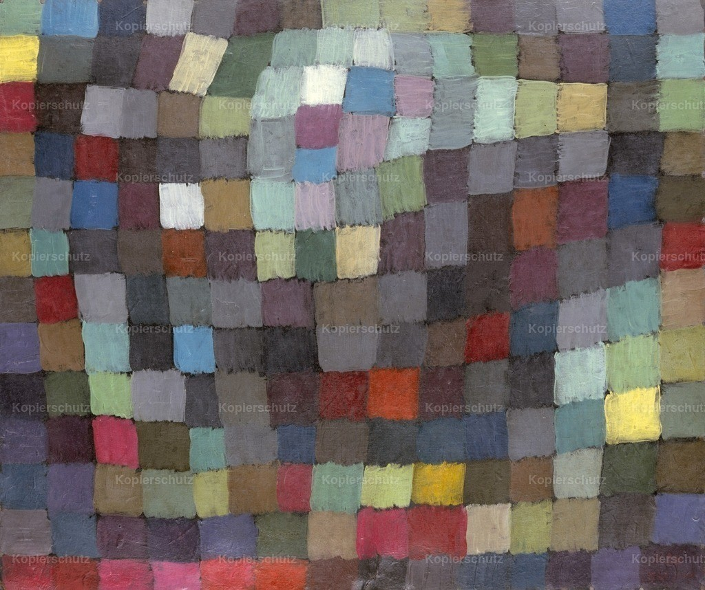 Klee_ Paul (1879-1940) - May picture 1925