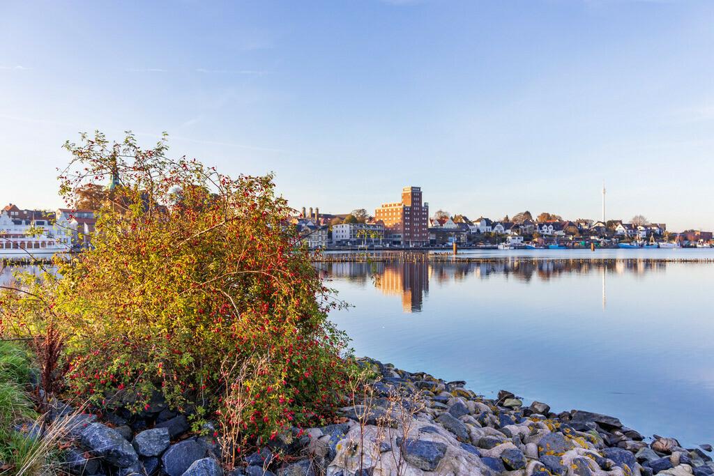 Kappeln an der Schlei | Kappeln an der Schlei im Herbst