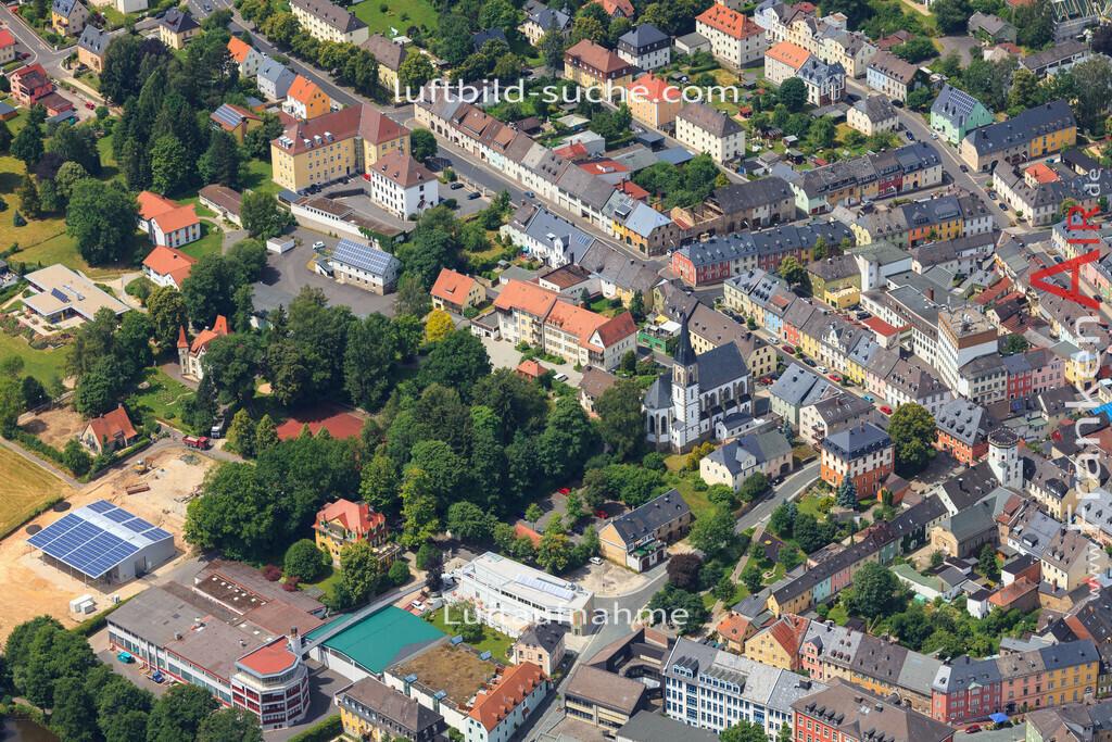 luftbild-wunsiedel-2016-7158 | Luftbild von  Wunsiedel - Luftaufnahme wurde 2016 von https://frankenair.de mittels Flugzeug (keine Drohne) erstellt - die Geschenkidee
