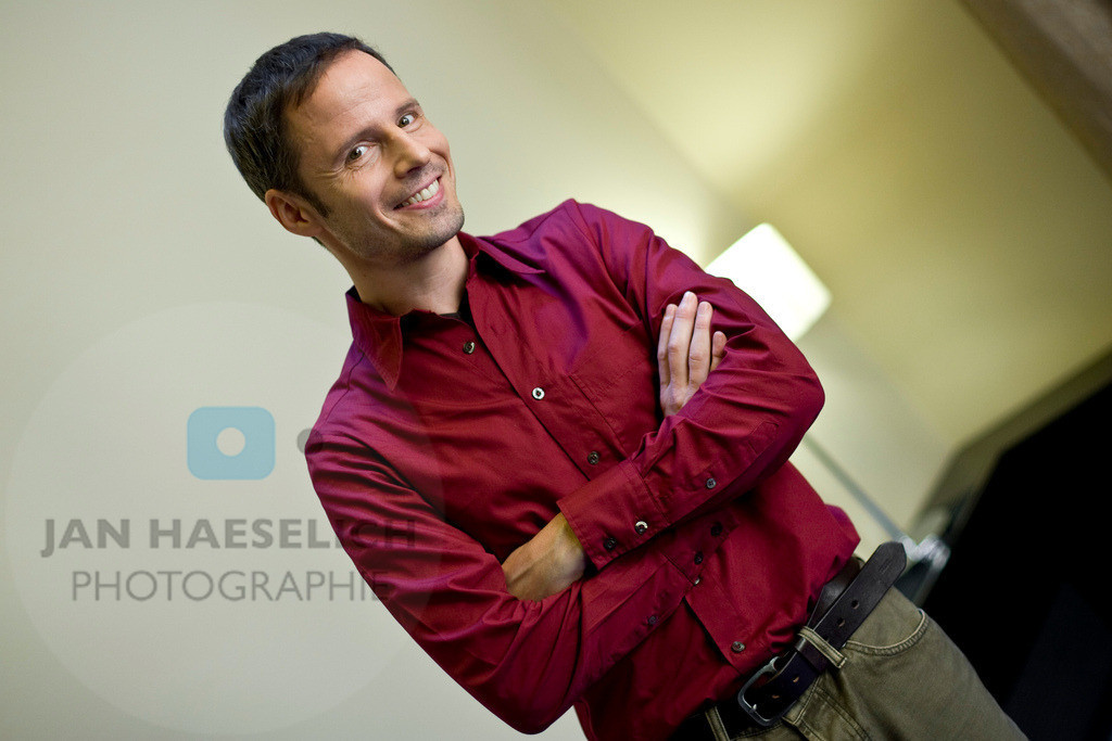 Matthias Bundschuh | Matthias Bundschuh beim Fototermin zum neuen TATORT