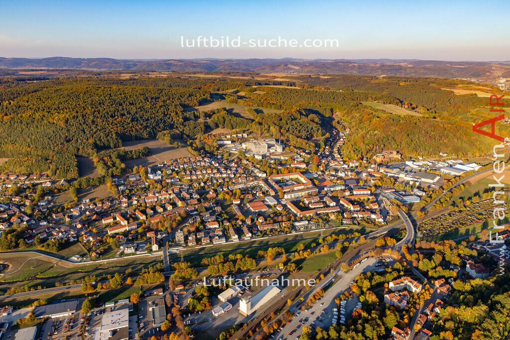 blaich-kulmbach-18-385 | aktuelles Luftbild von Blaich Kulmbach - Luftaufnahme wurde 2018 von https://frankenair.de mittels Flugzeug (keine Drohne) erstellt.