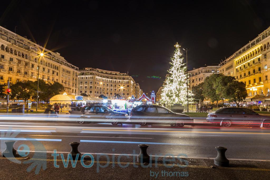 Weihnachten in Thessaloniki | Thessaloniki
