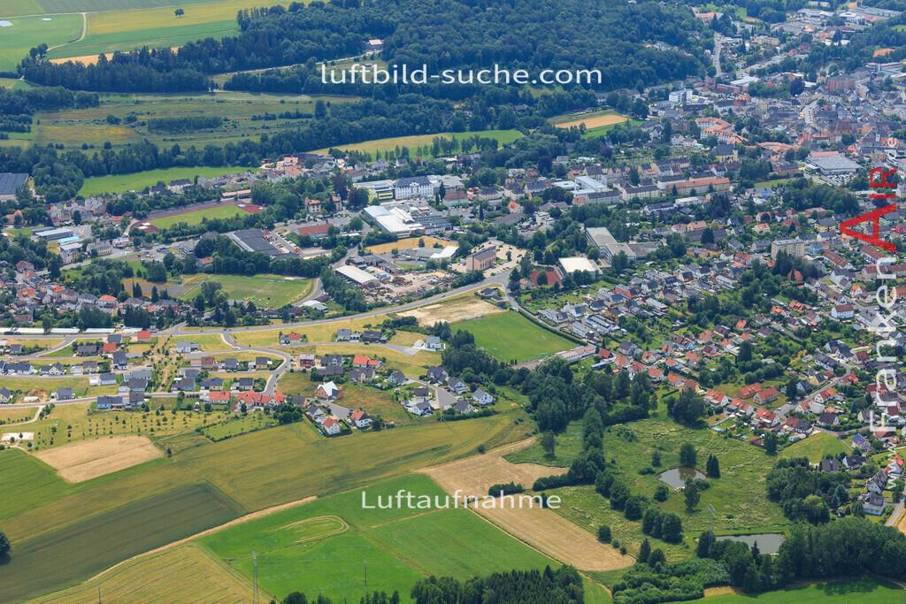 luftbild-wunsiedel-2016-7135 | Luftbild von  Wunsiedel - Luftaufnahme wurde 2016 von https://frankenair.de mittels Flugzeug (keine Drohne) erstellt - die Geschenkidee