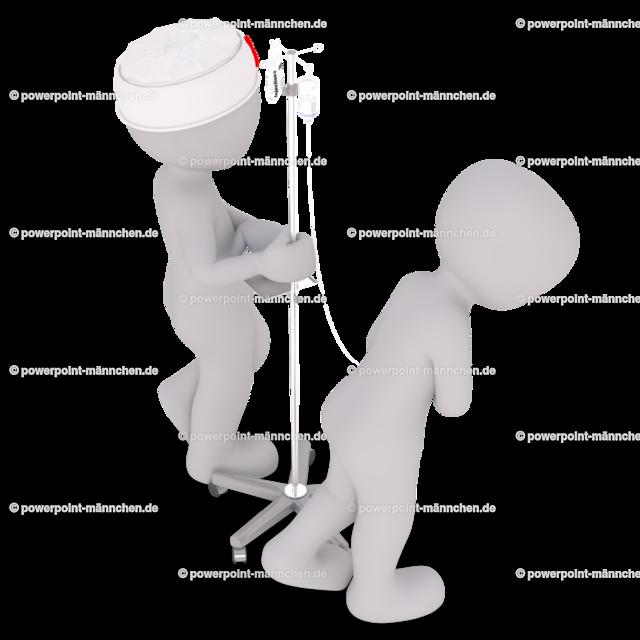 nurse is helping the patient to walk | Quelle: https://3dman.eu   Jetzt 250 Bilder kostenlos sichern