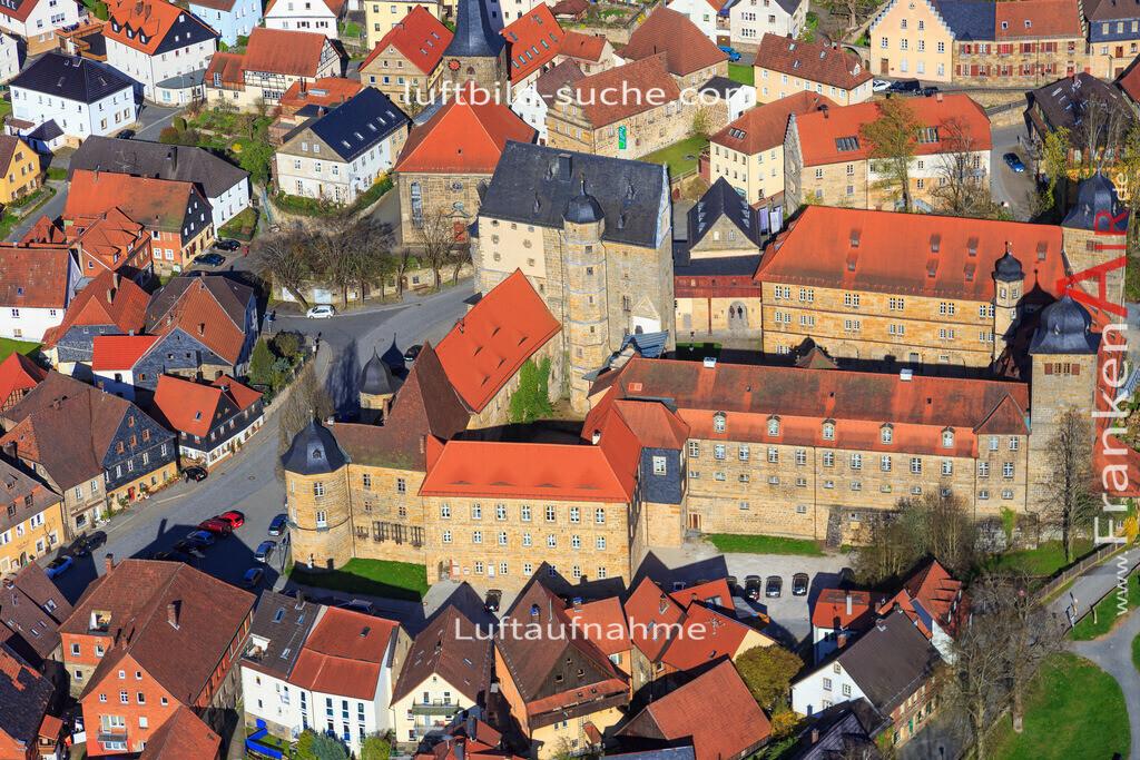 thurnau-2016-3260   Luftbild von  Thurnau - Luftaufnahme wurde 2016 von https://frankenair.de mittels Flugzeug (keine Drohne) erstellt - die Geschenkidee