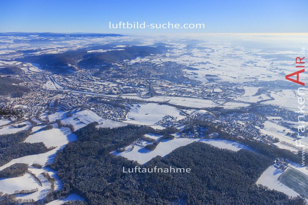burghaig-kulmbach-2016-1941 | Luftbild von Burghaig Kulmbach - Luftaufnahme wurde 2016 von https://frankenair.de mittels Flugzeug (keine Drohne) erstellt - die Geschenkidee
