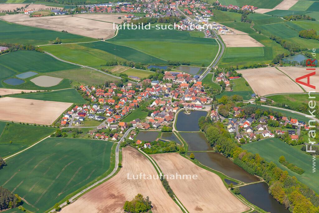 birnbaum-19-296 | aktuelles Luftbild von Birnbaum  - Luftaufnahme wurde 2019 von https://frankenair.de mittels Flugzeug (keine Drohne) erstellt.