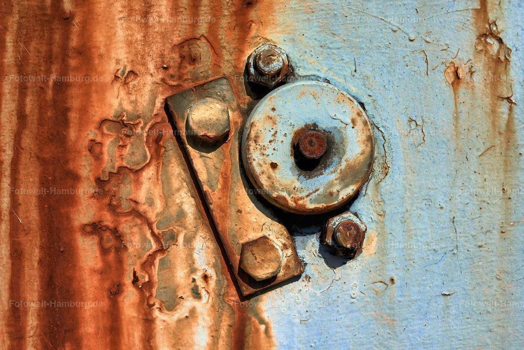 10190825 - Rostige Schrauben