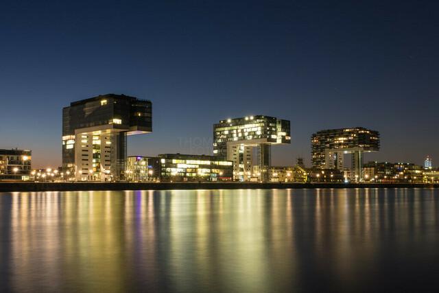 Cologne Nightscape