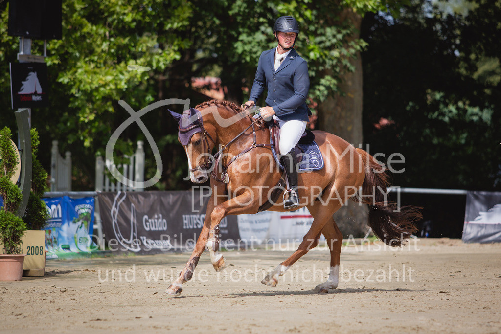 200819_Delbrück_Sprpf-A_1_2-052 | Delbrück Masters 2020 Springpferdeprüfung Kl. A* 4jährige Pferde