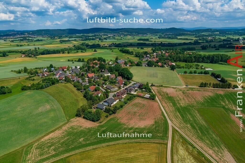 windischenhaig-kulmbach-18-652   aktuelles Luftbild von Windischenhaig Kulmbach - Luftaufnahme wurde 2018 von https://frankenair.de mittels Flugzeug (keine Drohne) erstellt.