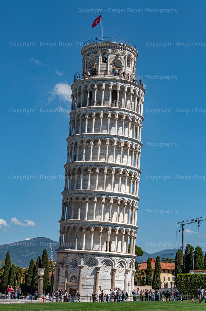 Schiefer Turm von Pisa 4 | Berger Roger Photography