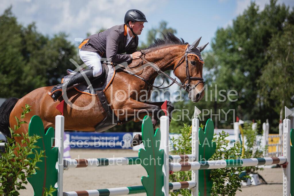 200726_Wohlde_M2-Springen-179   Late Entry Wohlde Pedersen Sporthorses 26.07.2020 Springprüfung Kl. M** 7jährig + ält. Pferde