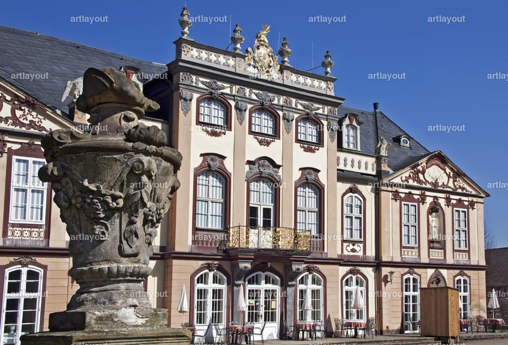Erfurt | Schloss Molsdorf