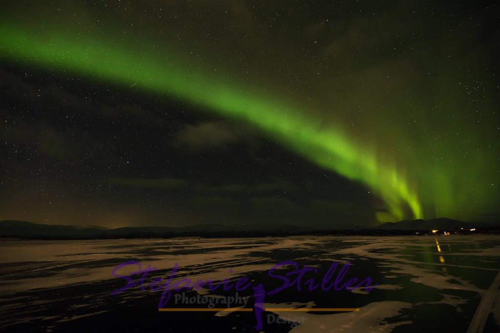Lights over Lappland   Aurora Borealis in Lappland