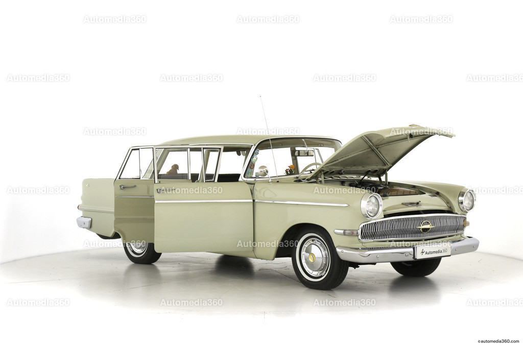 1340211_14 | Opel Kapitän P 2,6 L Bj. 1960