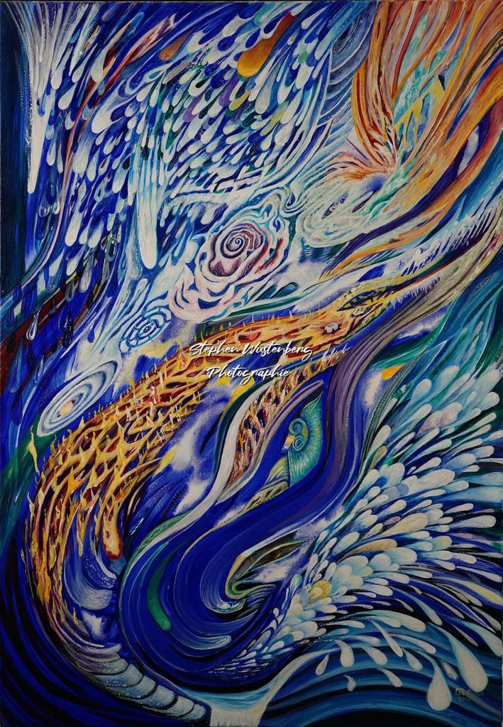Gingel-0108 | Roland Gingel Artwork @ Gravity Boulderhalle, Bad Kreuznach