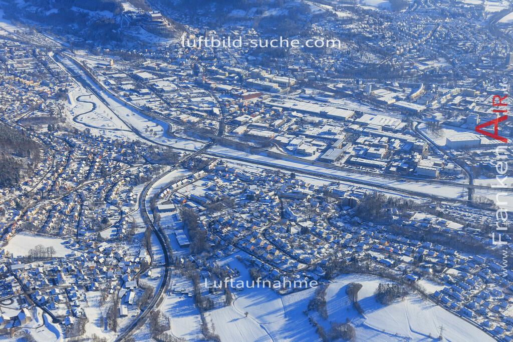 kulmbach-2016-3114 | Luftbild von  Kulmbach - Luftaufnahme wurde 2016 von https://frankenair.de mittels Flugzeug (keine Drohne) erstellt - die Geschenkidee