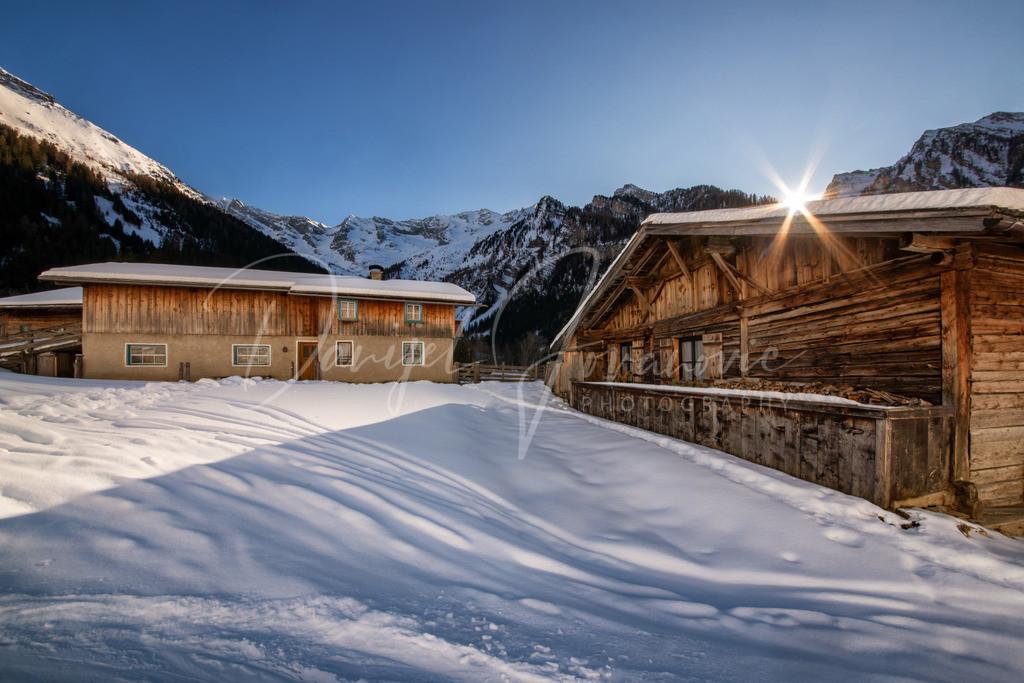 Valsertal | Winter im Valsertal