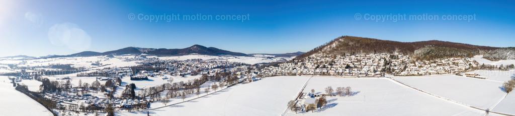 Panorama_Zierenberg vom Dörnberg