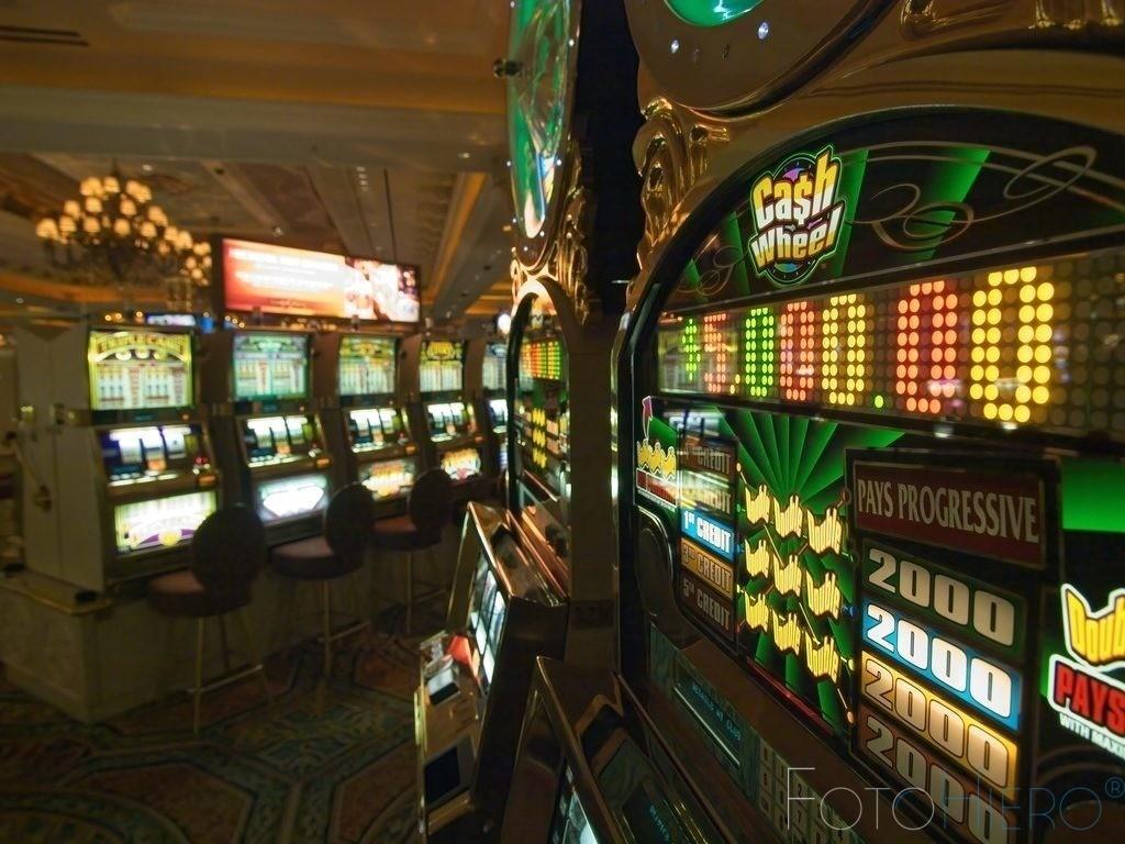 Spielautomaten | Spielcasino in Las Vegas