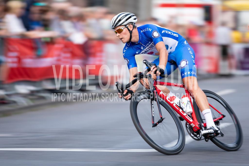Neuss, Germany - July 26, 2017: Tour de Neuss, Road Race Criterium | Neuss, Germany - July 26, 2017: Tour de Neuss, Road Race Criterium, Photo: videomundum