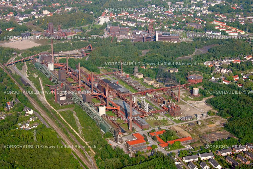 ES10056427 | Zollverein 12/6/8 Weltkulturerbe, Zollverein 3/7/10, Schachtzeichen ruhr2010,  Essen, Ruhrgebiet, Nordrhein-Westfalen, Deutschland, Europa, Foto: hans@blossey.eu, 22.05.2010