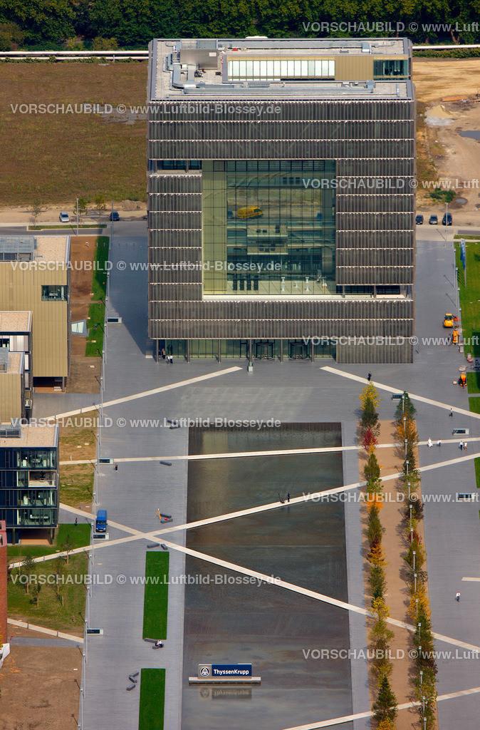 ES10098905 | ThyssenKrupp Hauptverwaltung Essen, Firmenzentrale,  Essen, Ruhrgebiet, Nordrhein-Westfalen, Germany, Europa