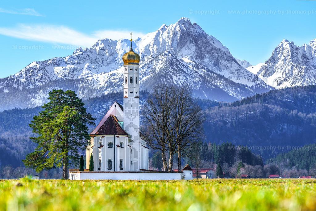 Kirche St. Coloman Schwangau-1