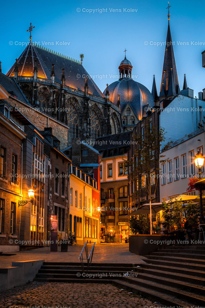Aachen Altstadt - Germany | Aachener Dom