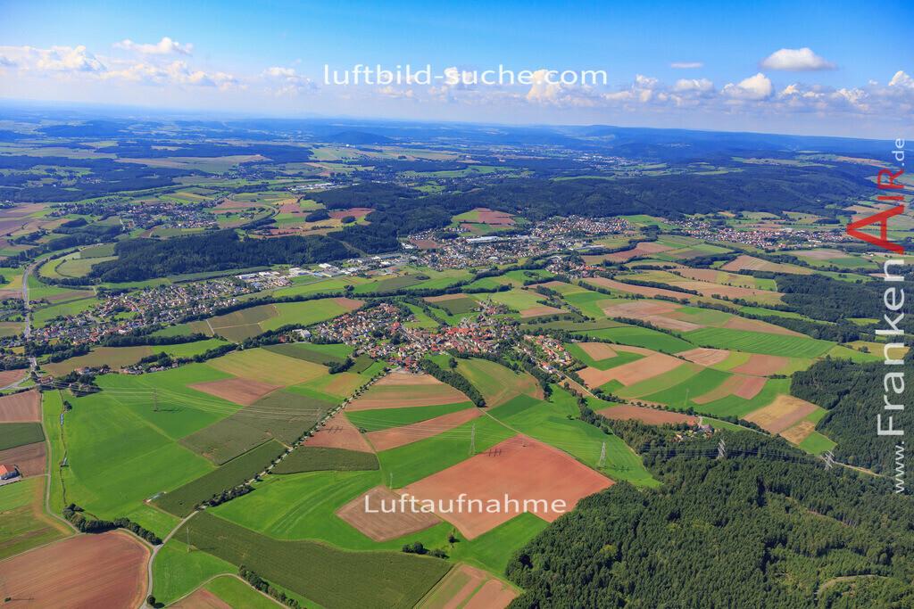 reitsch-stockheim-17-5451 | Luftbild von Reitsch Stockheim - Luftaufnahme wurde 2017 von https://frankenair.de mittels Flugzeug (keine Drohne) erstellt - die Geschenkidee