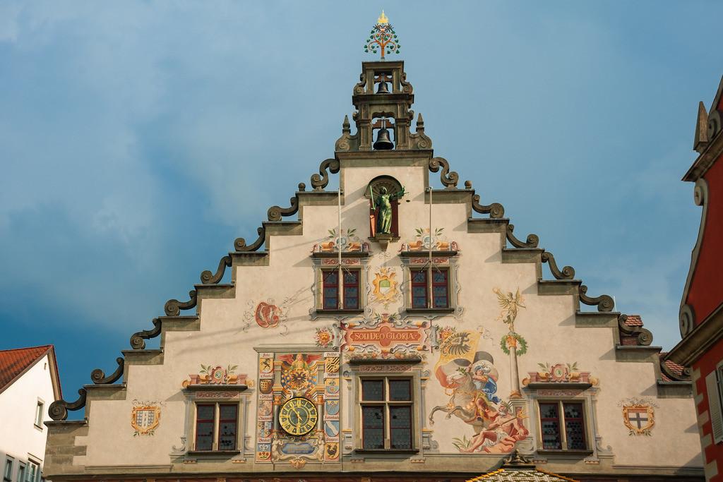 Altes Rathaus Lindau Südseite