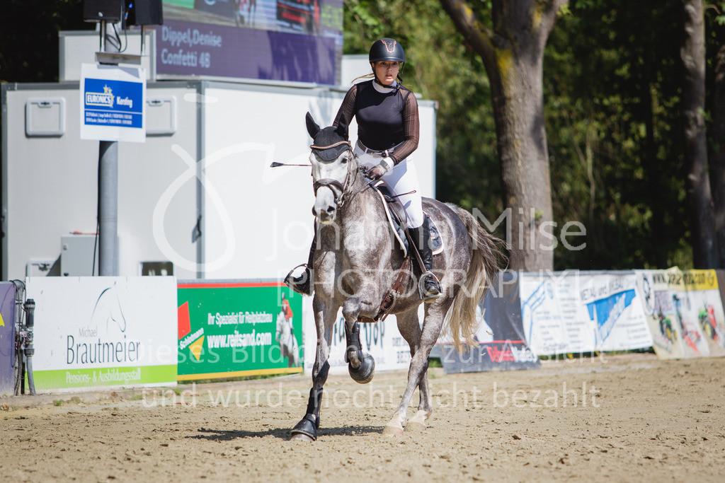 200819_Delbrück_Sprpf-A_2_1-242 | Delbrück Masters 2020 Springpferdeprüfung Kl. A** 4-6jährige Pferde