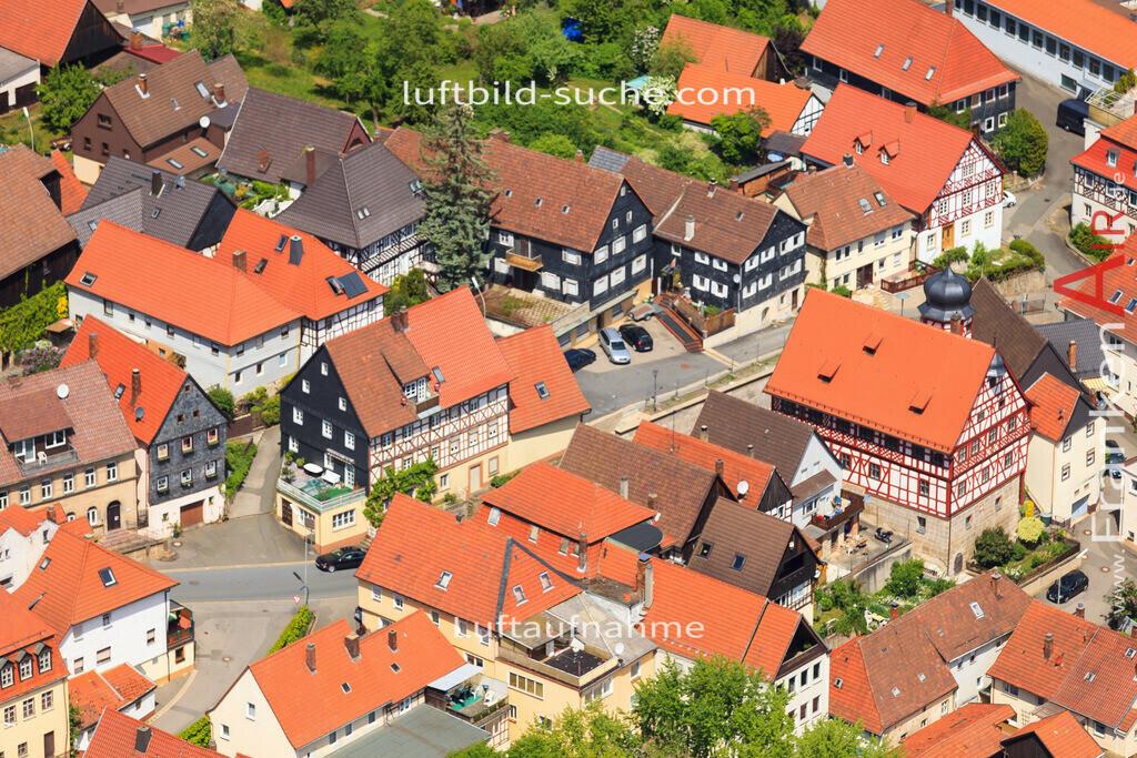 luftbild-marktzeuln-2016-6575 | Luftbild von  Marktzeuln - Luftaufnahme wurde 2016 von https://frankenair.de mittels Flugzeug (keine Drohne) erstellt - die Geschenkidee