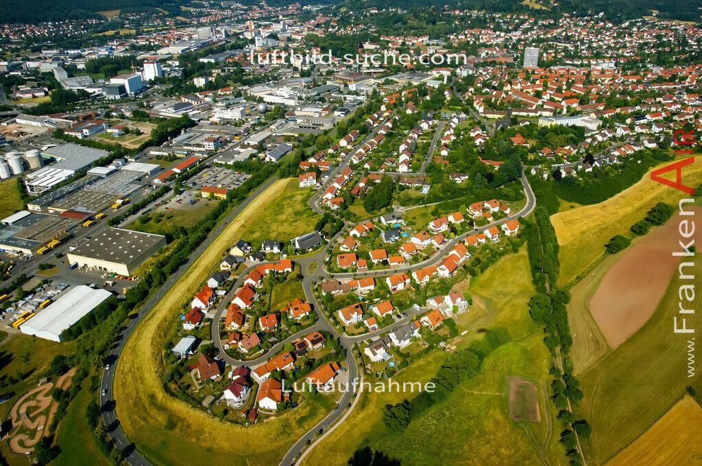 luftaufnahme-kulmbach-2008-455 | Luftbild von  Kulmbach - Luftaufnahme wurde 2008 von https://frankenair.de mittels Flugzeug (keine Drohne) erstellt - die Geschenkidee