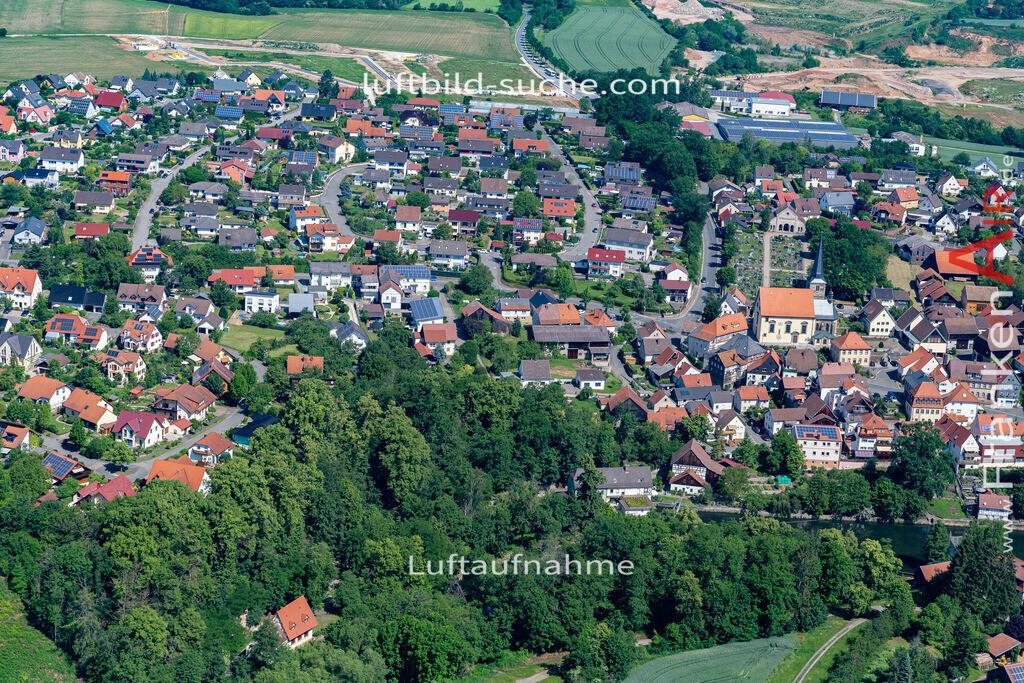 marktzeuln-2020-233   Aktuelles Luftbild von  Marktzeuln - Die Luftaufnahme wurde 2020 mittels UL-Flugzeug erstellt ( keine Drohne ) - hochauflösende Kamera-Systeme von  Canon - Beste Qualität - Für grossformatige Ausdrucke geeignet. Die Geschenkidee !