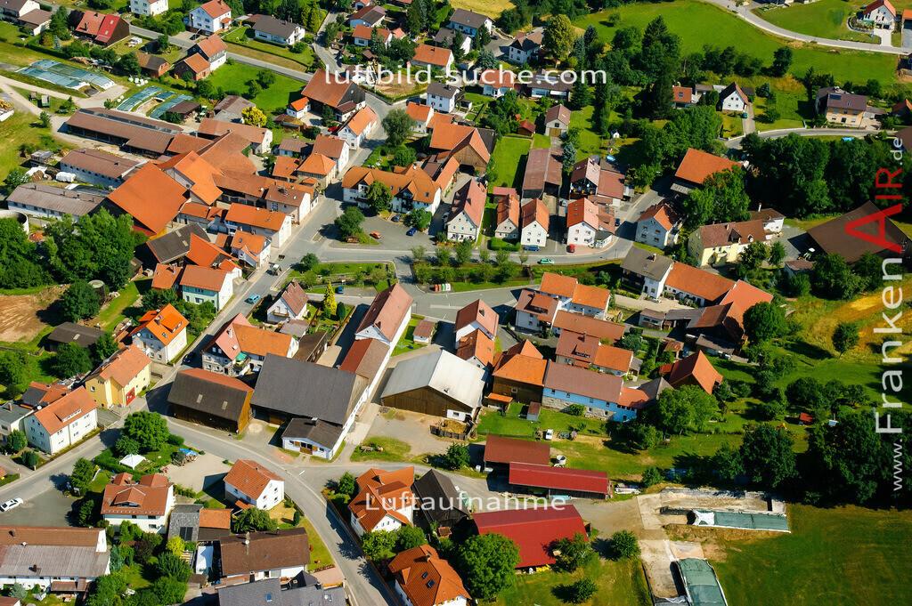 reitsch-stockheim-2008-11 | Luftbild von Reitsch Stockheim - Luftaufnahme wurde 2008 von https://frankenair.de mittels Flugzeug (keine Drohne) erstellt - die Geschenkidee