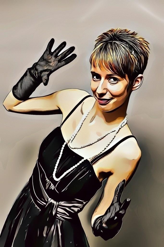 Handschuh Lady Bild 054