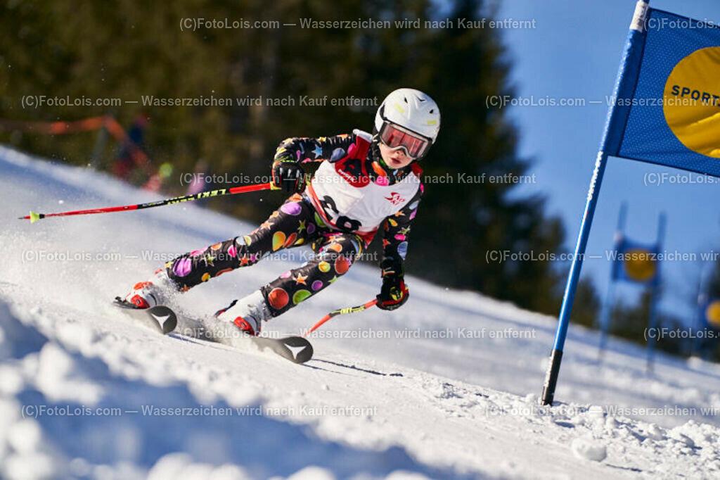 0228_KinderLM-RTL-I_Trattenbach_Auer Luca | (C) FotoLois.com, Alois Spandl, NÖ Landesmeisterschaft KINDER in Trattenbach am Feistritzsattel Skilift Dissauer, Sa 15. Februar 2020.