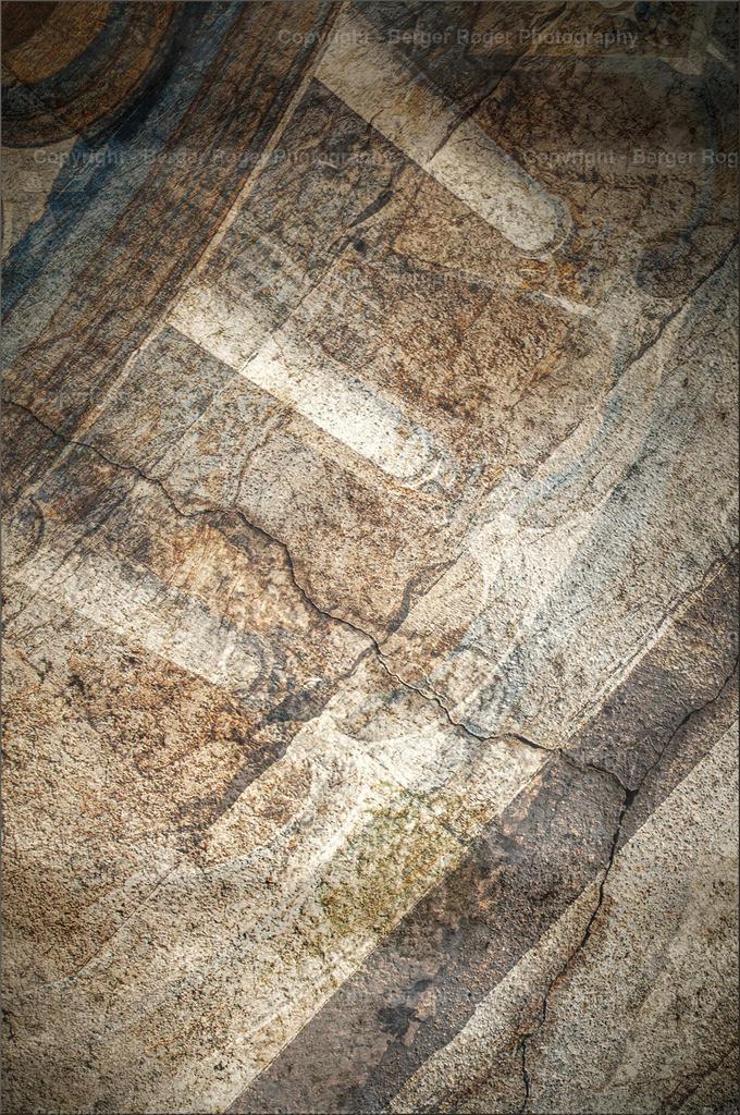 Abstrakt Textur 5 mit Vignette | Textur / Struktur für Fotografen und Grafikdesigner, zum weiterverarbeiten