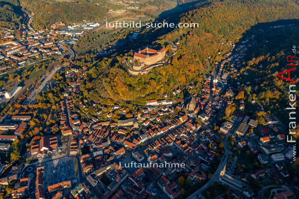 obere-stadt-kulmbach-18-379 | aktuelles Luftbild von Obere-stadt Kulmbach - Luftaufnahme wurde 2018 von https://frankenair.de mittels Flugzeug (keine Drohne) erstellt.