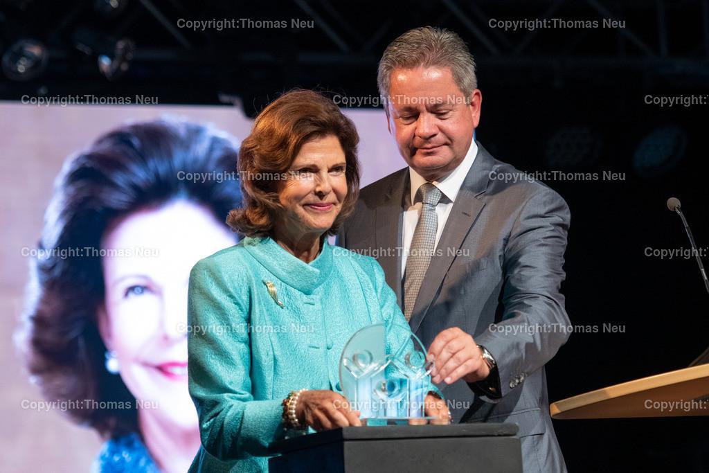 DSC_8841 | Verleihung des Karl Kübel Preises an Königin Silvia von Schweden,    Bild: Thomas Neu