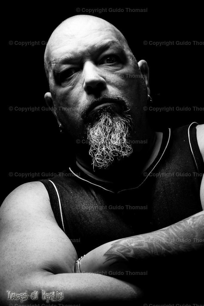 Der Boss | Schwarzweiß Foto mit Guido Thomadi