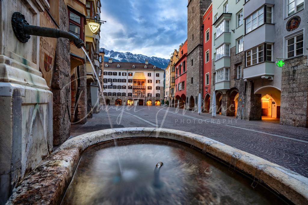 Altstadt | Blick zum Goldenen Dachl