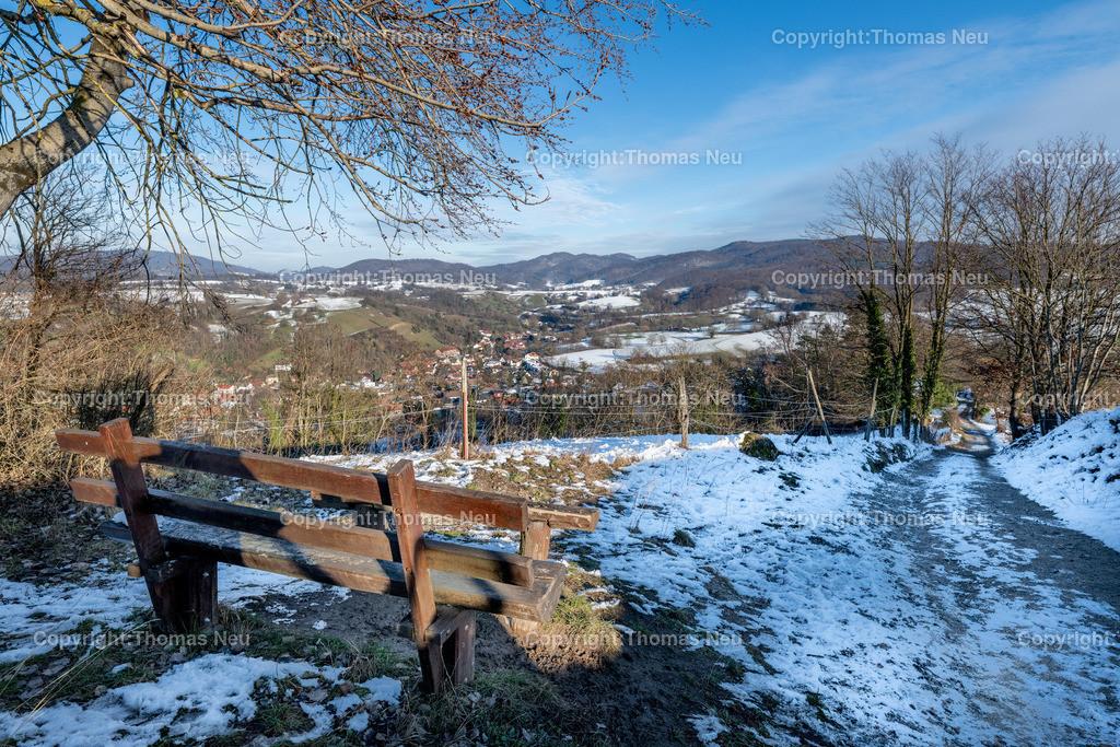 DSC_5513 | bbe,auf dem Weg vom Hemsbergturm zurück nach zell bietet diese Ruhebank einen wundervollen Ort zum Verschnaufen und mit Ausblick in den Odenwald und auf Zell, ,, Bild: Thomas Neu