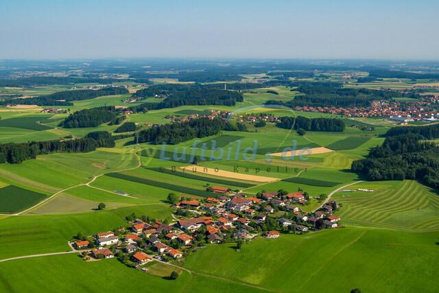 luftbild-wimpasing-bruno-kapeller-04 | Luftaufnahme von Wimpasing im Sommer 2014